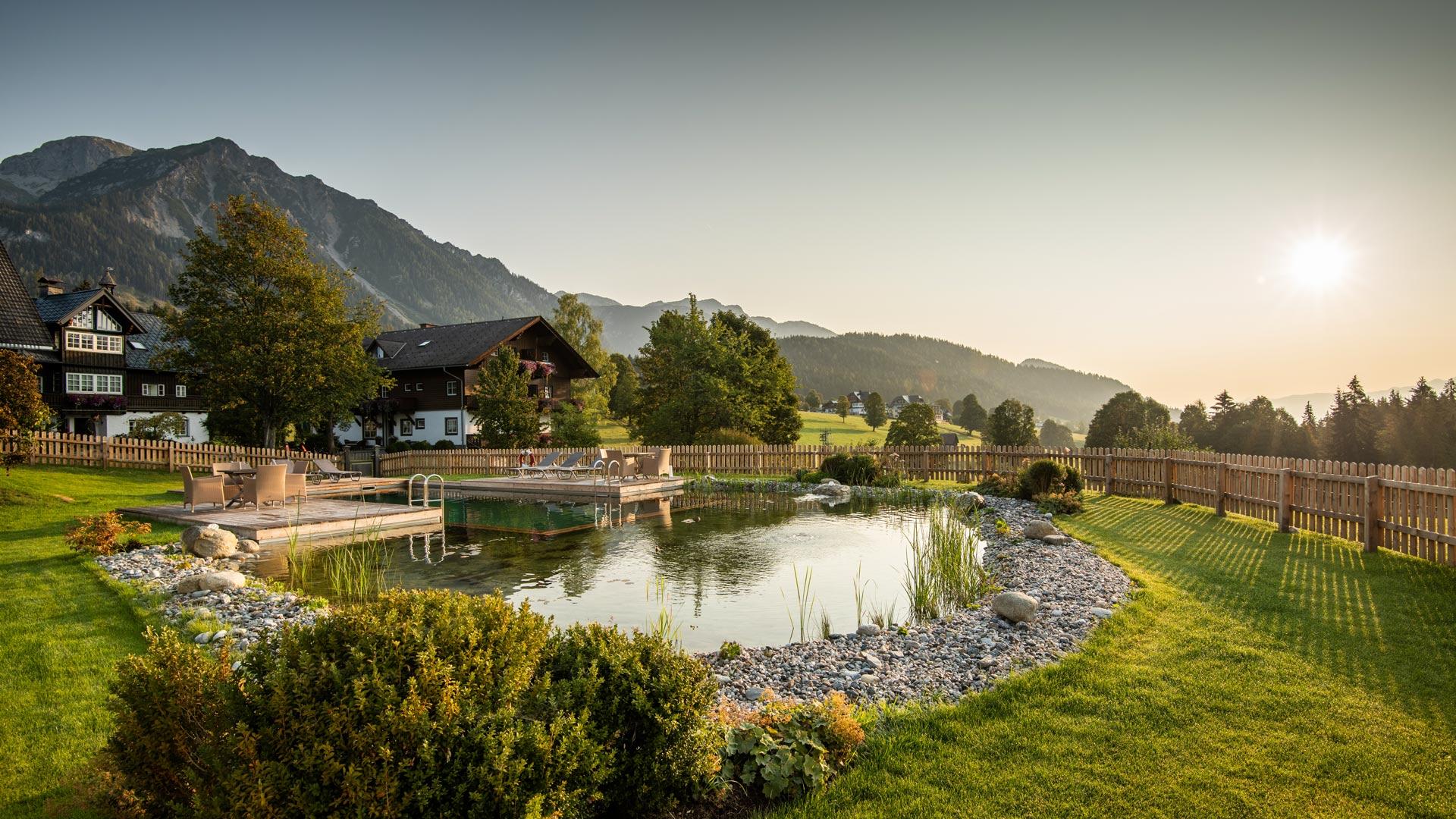 Manutenzione Biopiscine e Biolaghi Balneabili a Bolzano Novarese